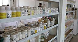 实验样品室